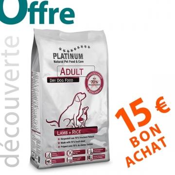 Adult Lamb+Rice 5 kg DECOUVERTE