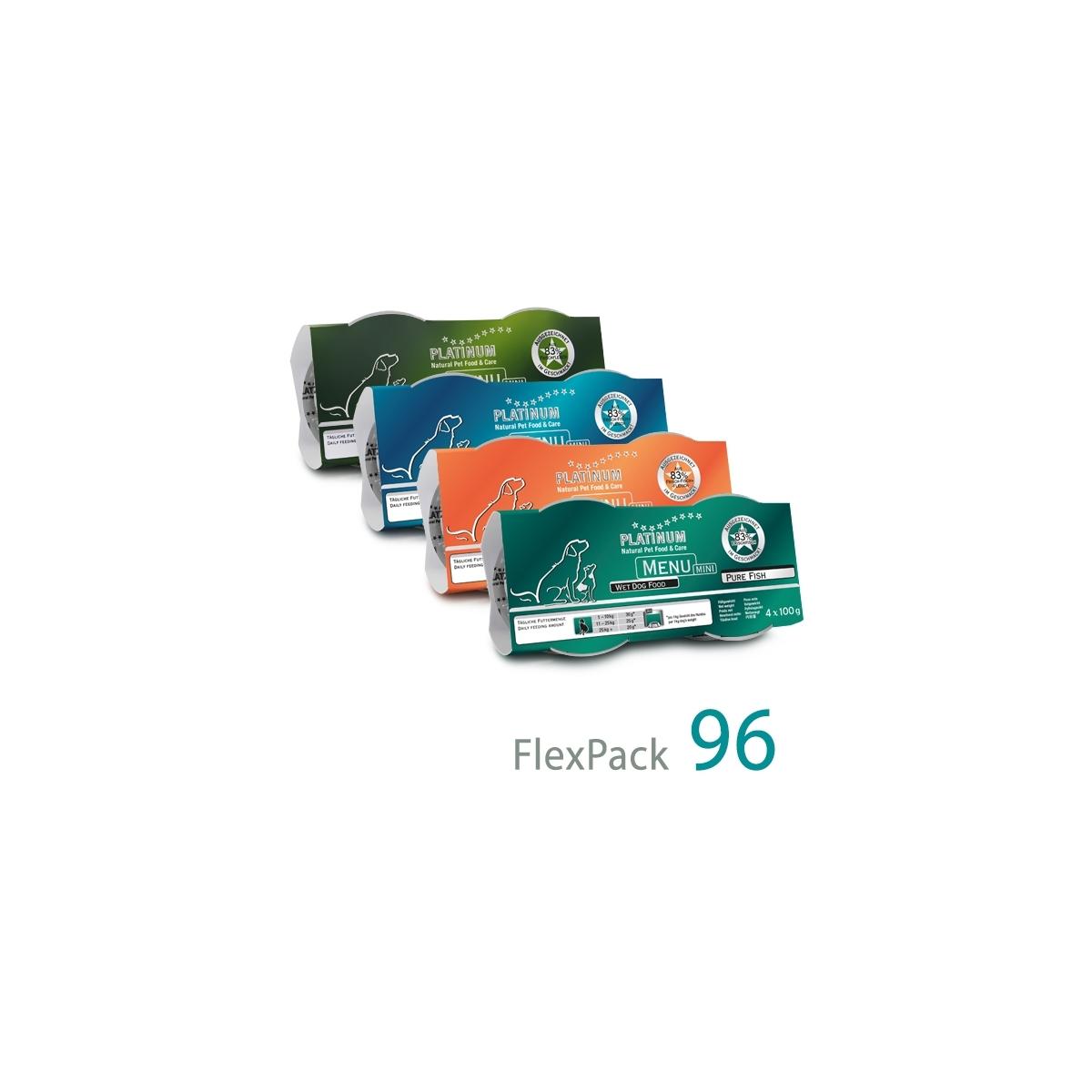 MENU Mini FlexPack 96